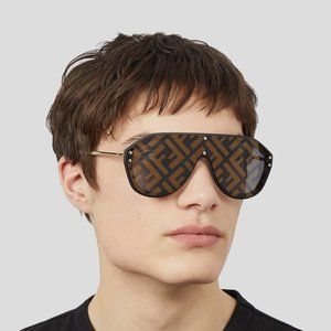 💯 NEW Fendi FF M0039/G/S 2M2 Unisex Sunglasses